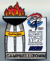 SYDNEY 2000 OLYMPIC GAMES AUSTRALIA -TORCH RELAY TOWN CAMPBELLTOWN - COLLECTIBLE