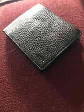 Audi Genuine Real Leather Wallet