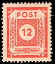 Scott # 15N20 - 1945 - ' Numeral '