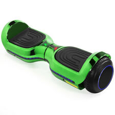 Self Balancing Hoverboard SGS Certified Bluetooth Scooter Speaker Light Green