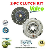 VALEO 2PC CLUTCH KIT for MERCEDES SPRINTER Platform/Chassis 311CDi 4x4 2008-2009