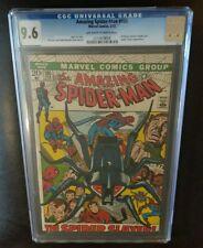 Amazing Spider-Man 105 CGC 9.6 Off-white/White Pages Spider Slayer Marvel