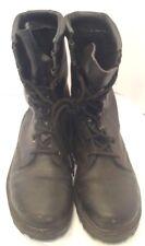 Haut LEG Sécurité Noir Bottes Acier Orteil Taille 7.5 Moyen-Grade 1 d'occasion-DFN1874