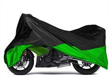 L Green Motorcycle Cover For Kawasaki Ninja 250 500 650 1000 ZX 6 7 9 10 12 R RR