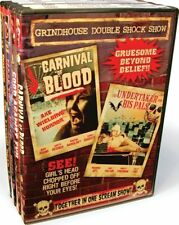 Grindhouse Horror Collection, Volume 1 (Carnival of Blood / The NEW DVD