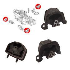 kit 3 supports moteur, droit, gauche et arrière pour Daewoo Nexia