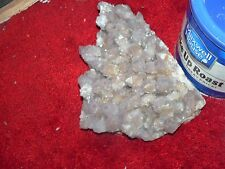 SPIRIT QUARTZ CLUSTER FROM SOUTH AFRICA HEALING POWER 6+lbs AMETHYST RARE