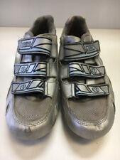 Pearl Izumi Silver Womens Size 7.5 / Size 38.5 Used MTB Biking Shoes