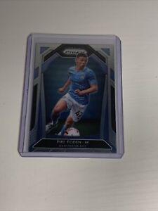 2020-21 Prizm Premier League Soccer Phil Foden #96 - Manchester City Star