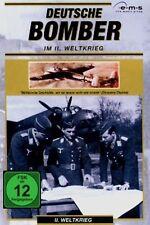 DVD DEUTSCHE BOMBER - FLUGZEUGE IM 2. WELTKRIEG - LUFTKAMPF * NEU *