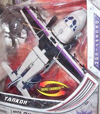 Transformers 2007 Deluxe Universe Tankor Sealed New Moc Misp complete