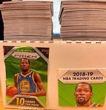 2018-19 Panini Prizm Basketball BASE Cards #1 - #250- You Pick Complete Your Set