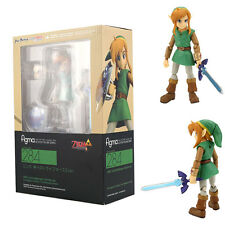 Figma Link Legend of Zelda Game Action Figure Shield Toy Collection Ordinary