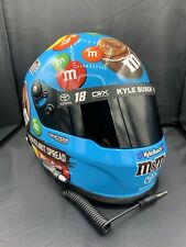 2019 Kyle Busch Hazelnut M&M's Full Size Replica Helmet