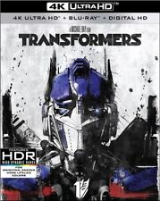 Transformers [New 4K UHD Blu-ray] With Blu-Ray, 4K Mastering, Ac-3/Dolby Digit