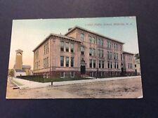 Culver Public School Millville, New Jersey Postcard Circa 1920's