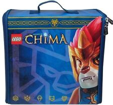 LEGO Legends of CHIMA ZipBin Battle Carry Case Play Mat Storage NEW!