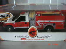 1/24 police fire highway patrol matchbox KME Pumper F450 sheriff state trooper