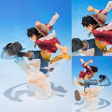 PVC Figuarts ZERO Monkey D. Luffy Gomu Gomu no Hawk Whip One Piece Bandai Japan