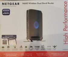 NETGEAR N600 300 Mbps 4 Port 300 Mbps Wireless Router (WNDR3400-100NAS)