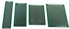 10 20 Packs Of Double Sided Universal Pcb Proto Perf Board 2x8 3x7 4x6 5x7 Cm
