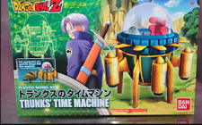 FIGURE RISE TRUNKS TIME MACHINE  BANDAI  A-24459  4549660163954