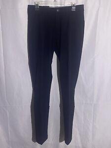 Adidas Golf Frost Guard Pants Black Mens 30/32 NWT MSRP $120