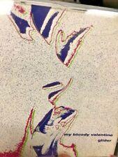 MY BLOODY VALENTINE - Glider - RARE 4 Track 1990 CD Single!