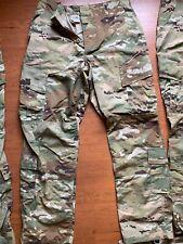 ARMY MEDIUM REGULAR UNISEX OCP MULTICAM COMBAT UNIFORM PANTS TROUSER USGI