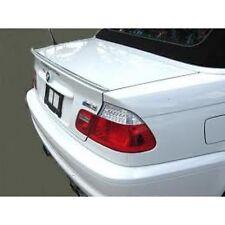 BMW 3-Series E46 Coupe CI 1998-2006 BOOT LIP SPOILER  UK SELLER