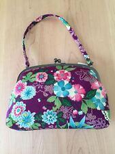 Gamaguchi Kimono Pochettes – Purple