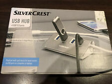 Silvercrest USB 4 Port Hub