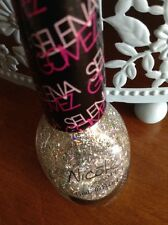 Nicole By OPI Selena Gomez NI-G01 Stars At Night Multi Color Glitter Top Coat