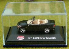 Die Cast BMW 3 Series Convertible HO Scale 1:87 by Model Power