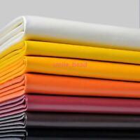 Napa Pattern PU Leather Fabric 0.7mm Thick Waterproof Faux Leather DIY Fabric