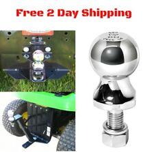 "2"" Hitch Ball for ATV Lawn Garden Tractor John Deere Cub Cadet Trailer Tow 2000"