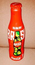 Coca Cola bottle Aluminium Brazil World Cup 2014 Austria