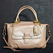 NWT! Coach Madison Pinnacle Italian Pebbled Leather Lilly Bag. Limited Edition.