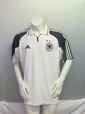 Team Germany Jersey - 2000 Home Jersey by Adidas - Men's Extra Large
