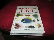 Aquarium Fish - Hardcover - Dick Mills -