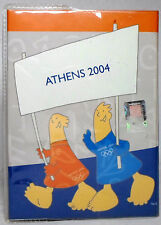OLYMPICS ATHENS 2004 ATHENA PHEVOS OFFICIAL 6.5'' ALBUM FOR PHOTOS