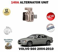 FOR VOLVO S60 2.0 T 2.4 D R 2.5 T5 D5  2004-2010 NEW 140A ALTERNATOR UNIT