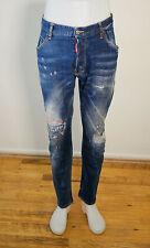 Dsquared2 Jeans  - Gr. 48n in Blau  NP. 590,- (Js) Neuwertig