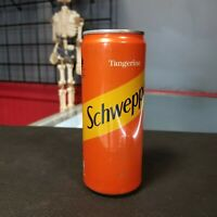 Schweppes Tangerine soda 330ml Imported From Macedonia RARE Soda