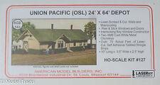 American Model Builders HO #127 UP Standard Depot Kit