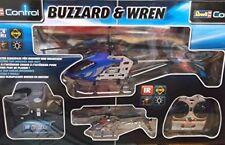 Revell 23997 set Buzzard & Wren, RTF, GHz/ir, 3 CH 2 Helicopter en el set