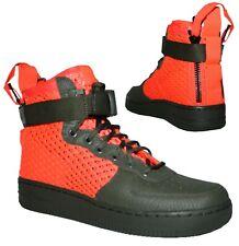 Nike SF AIR FORCE 1 MID QS Sneaker Freizeitschuhe Leder hohe Schuhe Gr. 44