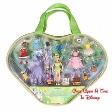 Disney Parks Extremely RARE* TINKER BELL Figurine Fashion Collectible PlaySet