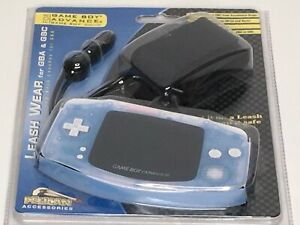 Pelican Leash Wear For Game Boy GBA & GBC New In Package