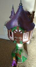 Rapunzel tangled tower playset (Disney store)